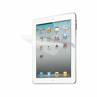 Iluv Ica8f305 Clear Protective Film Kit/screen Protection For All Ipad Mini,