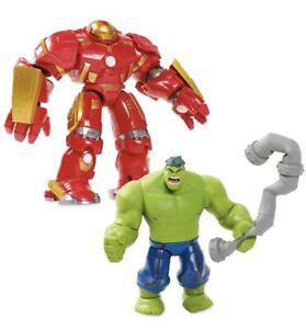 Hulkbuster Deluxe Action Figure Set - Boîte à jouets Marvel Rare épuisé