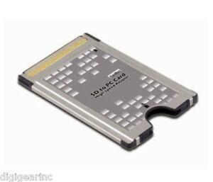 Sd Sdhc Sdio 32 Bit Pcmcia Pc Card Adapter Support 32gb