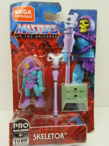 Mega-CONSTRUX-Masters-of-the-Universe-2-in-environ-5-08-cm-squelettor-Figure
