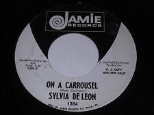 Sylvia De Leon: On A Carrousel / Simple Pleasures 45