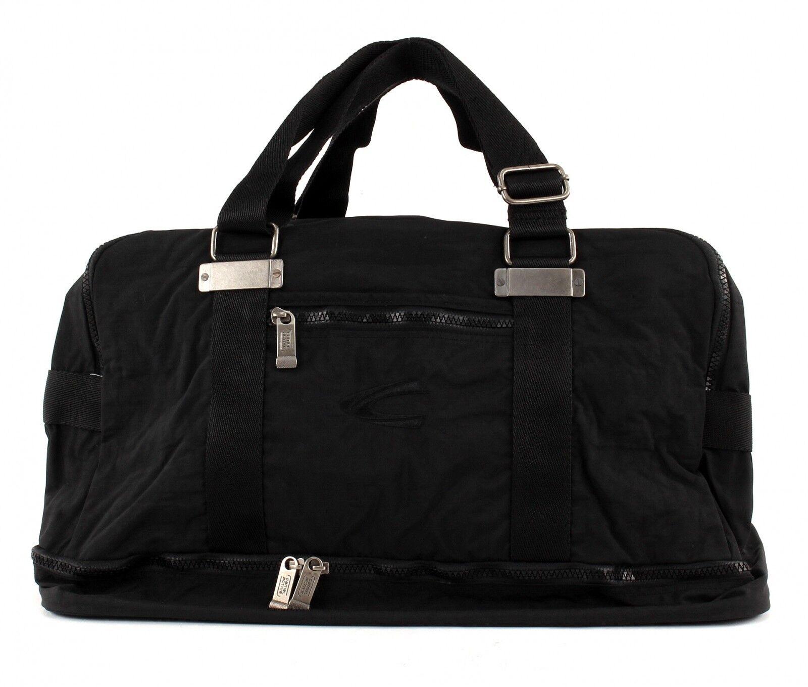 Camel active Journey Fitness Bag Reisetasche Schultertasche Sporttasche black