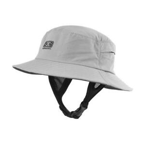 Ocean-amp-Earth-Mens-Bingin-Soft-Peak-Surf-Hat-In-Grey-for-Surfing-and-Watersports