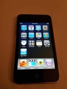 Apple iPod touch 3rd Generation Black (32GB) 8590930127 | eBay