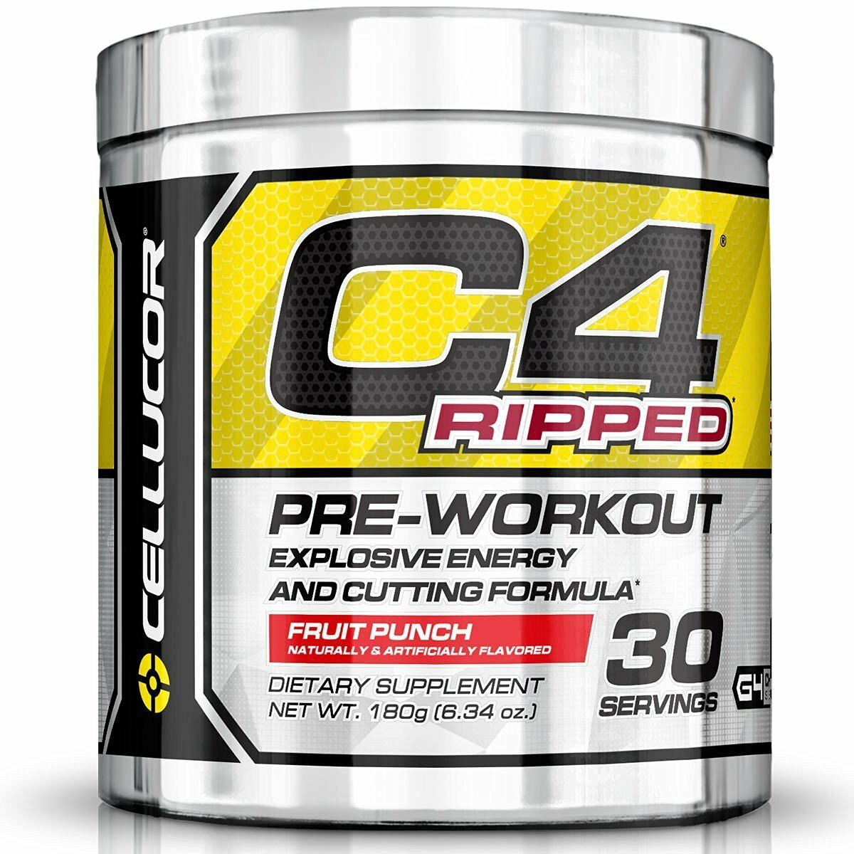 Cellucor C4 Gerippt Vor Dem Training & & & Fett Brenner Energie & Fett Verlust. af1d0c