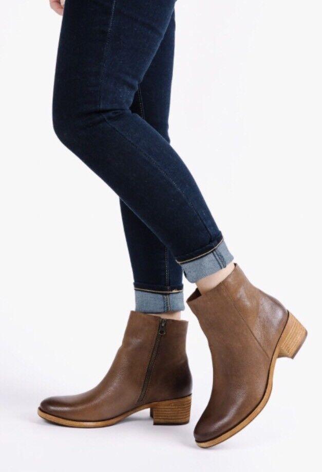 KORK-EASE 'Mayten' Ankle Boot 9.5M 9.5M 9.5M Aztec Braun Leder cac75d
