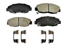 Ceramic Disc Brake Pad Set Front fits Acura EL Honda Accord Civic Insight
