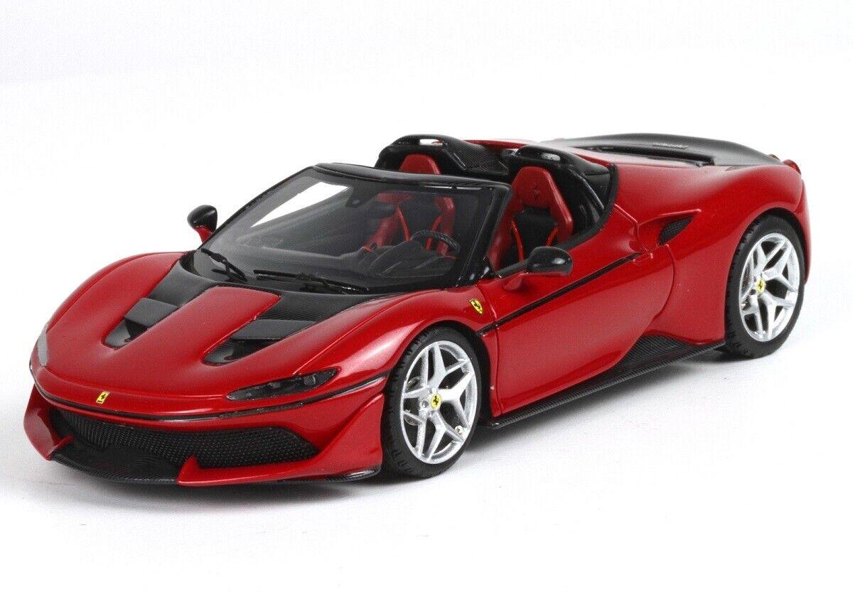 Ferrari j50 2016 rouge Tristrato 1 43 - BBRC 208i BBR