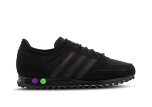 Details about Original Adidas Mens LA Trainer Black Trainers FU7416