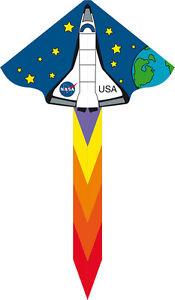 Einleinerdrachen-Rakete-Drache-Kinderdrachen-Einleiner-Raketendrachen-Flugrakete