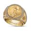 Men-039-s-Buffalo-925-Silver-Animal-Band-Ring-Women-Wedding-Party-Jewelry-Size-6-13 thumbnail 27