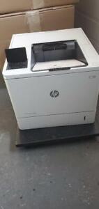HP LaserJet Enterprise M608dn Printer Monochrome Laser Duplex K0Q18A#AAZ Canada Preview