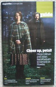 Olivia-Colman-Flowers-Guardian-Guide-23-April-2016