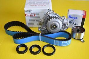 Details about Integra Performance Timing Belt & Water Pump Kit B18C 94-01  GSR VTEC