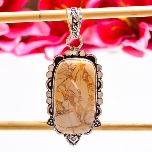 Livraison gratuite Multi-coupe 925 silver handmade Gemstone Jewelry Pendentif