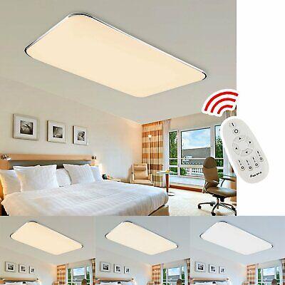 LED Deckenleuchte Modern Panel Down Licht Gang Galerie Wandleucht Wohnzimmer