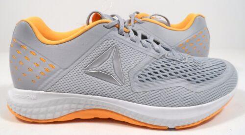 Reebok 7 Femmes Argent Course Chaussures Taille Orange Astrofoam 2d 88Zqrw