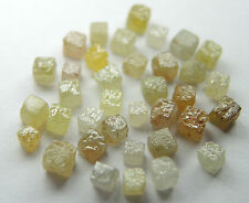 Natural Loose Diamond Rough Cube Mix Color I3 Clarity 1.00 to 4.00MM 1.00 ct Q73