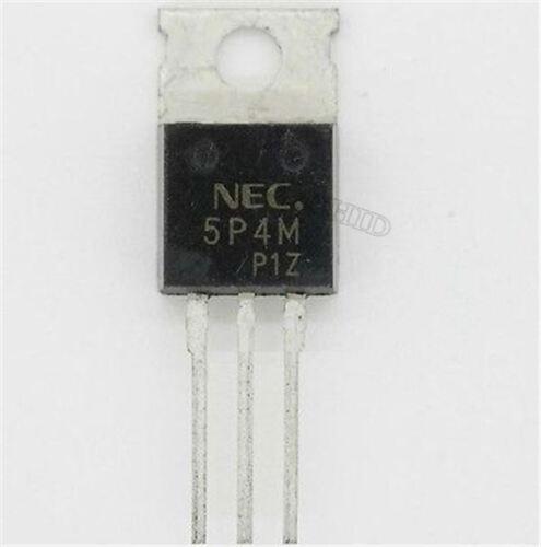5Pcs 5P4M Scr 400V 5A Nec Thyristor mc