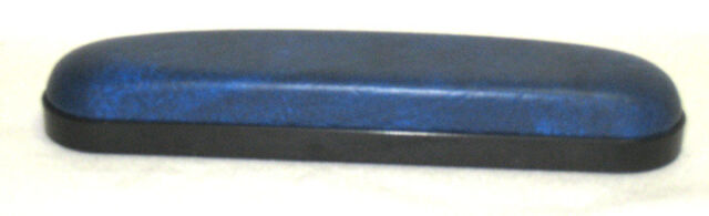 Wheelchair Transporter Parts Invacare Blue Vinyl Armrest Pad 10 inch 4 count