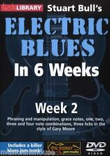 LICK LIBRARY Stuart Bull's ELECTRIC BLUES GUITAR In 6 WEEKS Gary Moore DVD 2