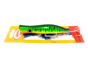 HALCO-ROOSTA-POPPER-135-SALTWATER-TOPWATER-CASTING-BIG-GAME-LURE-SELECT-COLOR