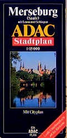 ADAC Stadtpläne, Merseburg: Mit Beuna, Geusa, Leuna und ...   Buch   Zustand gut
