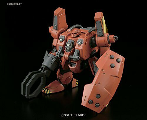 BANDAI HG 1 1 1 144 MOBILE WORKER MW-01 LATE TYPE (MASH) Model Kit Gundam The Origin 0aecb7