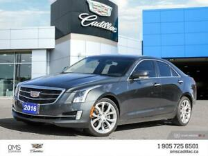 2016 Cadillac ATS 2.0L Turbo Performance Collection