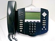 Polycom Soundpoint Ip 550 Voip Desktop Phone