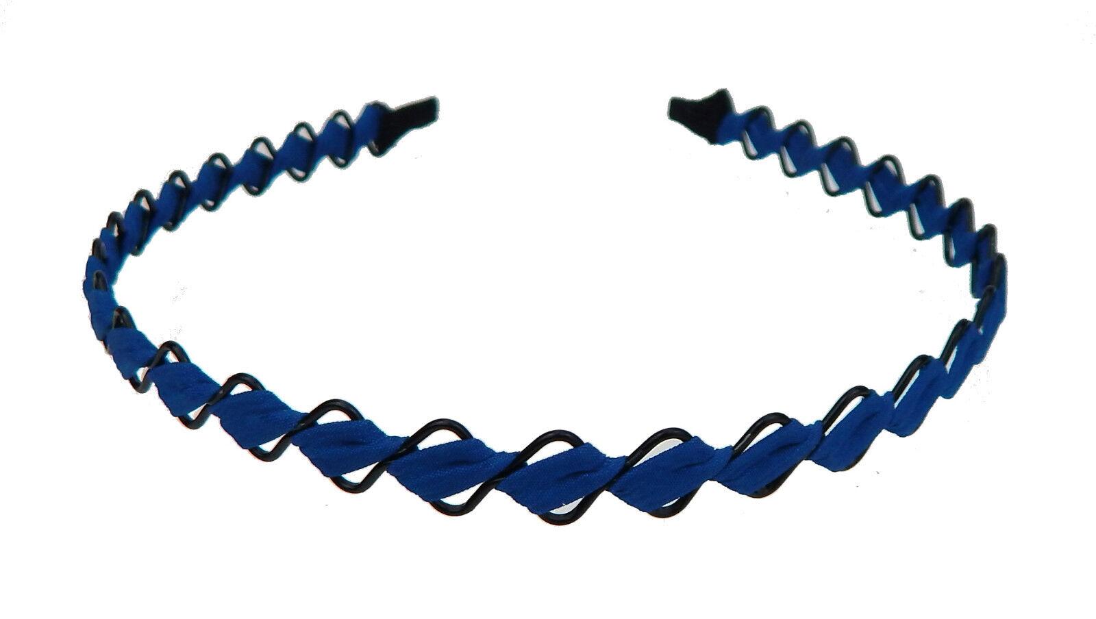 Ella Jonte Haarspange Schleife silber blau burlesque Barrette Haarschleife neu