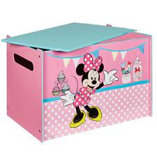 Disney Minnie Mouse Maus Kinderregal Kindermöbel Aufbewahrung Kiste ...