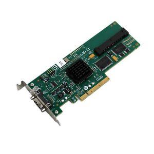 LSI-SAS-SAS3442E-R-PCI-e-8x-RAID-Controller-Card-amp-Warranty