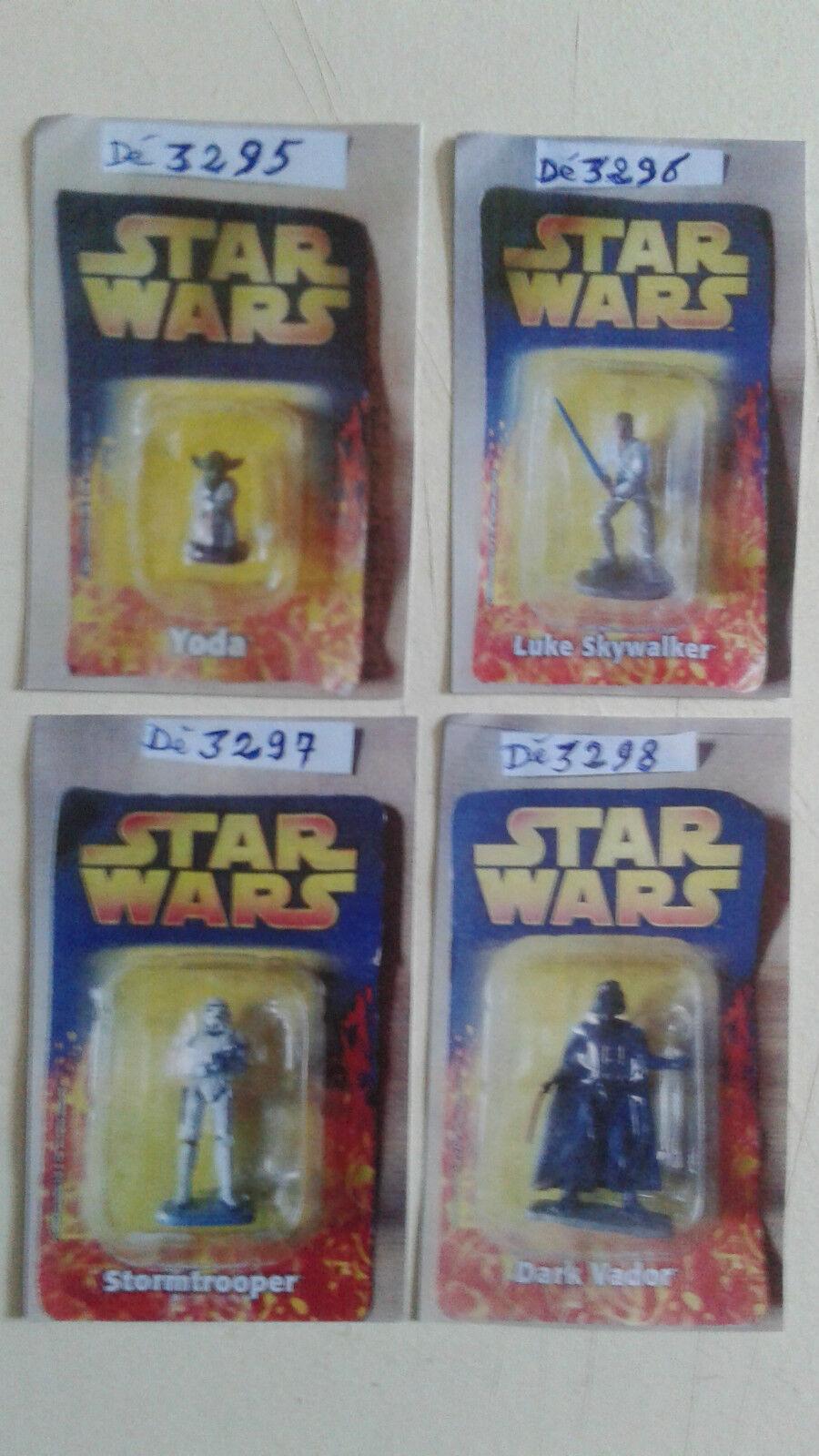 Figurine StarWars : figurine star wars atlas plomb à l 'unité