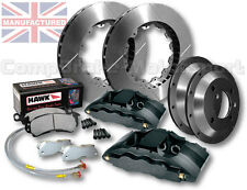Subaru Impreza Big Brake Kit Upgrade  330mm x 32mm 6pot WRX STi Turbo CMB0419