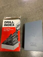 Huot Drill Index Case 116 To 12 By 116