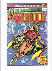 Warlock-9-October-1975-Jim-Starlin-039-s-2nd-Thanos-saga-begins-Marvel-Comics