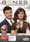 Bones : Season 7 (DVD, 2012, 4-Disc Set)