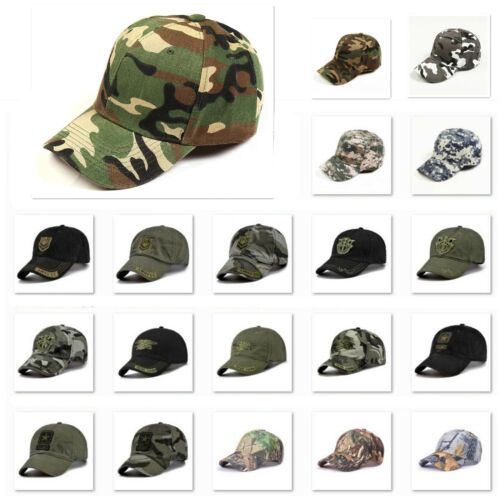 New Condor Tactical Baseball Style Military Hunting Hiking Outdoor Army Cap Hat