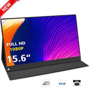 "2020 NEW 15.6"" inch Type C Mini Screen Display Portable Monitor 1080p 1920x1080"