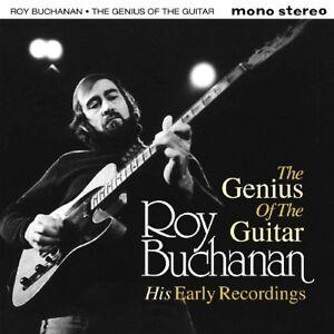 ROY-BUCHANAN-GENIUS-OF-THE-GUITAR-2-CD-NEW