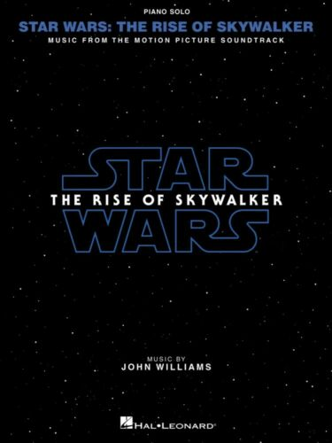 Star Wars The Rise of Skywalker Sheet Music Piano Solo Songbook NEW 000329240