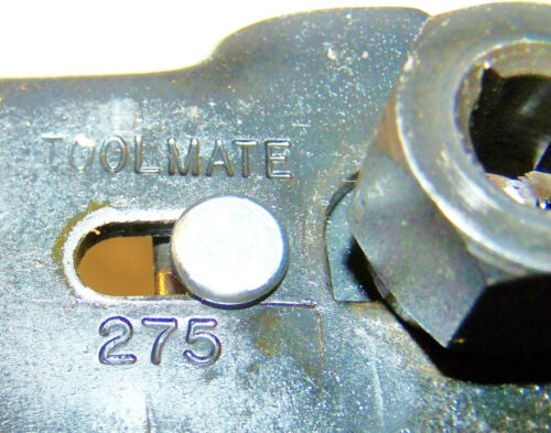 """TOOLMATE 275 NEW 3-1//4/"""" TO 3-1//2/"""" ADJUSTABLE SPIN ON FILTER TAKE OFF WRENCH"""