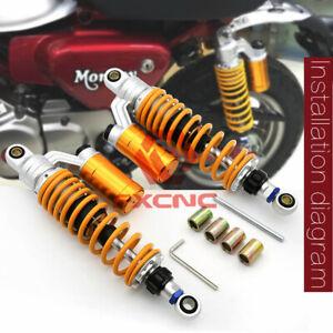 Shock FOR Honda Z125 Monkey 125 2018 Adjustable Suspension Gas 330-340mm L-4