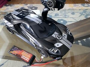 Traxxas 1/10 Scale 4-Tec 2.0 VXL Brushless AWD GT-40 RTR
