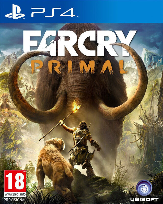 PS4 / Xbox One Far Cry: Primal