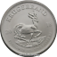 2018-South-Africa-Krugerrand-999-Silver-1-oz-Bullion-Coin thumbnail 1