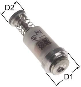 Sabaf-Bobina-Solenoide-12-5mm-D2-8-5mm-Lunghezza-30mm
