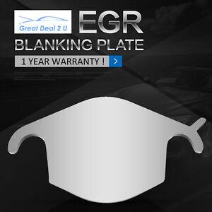EGR-Blanking-Block-OFF-Plate-for-Nissan-Patrol-TD42-Ti-4-2L-Turbo-Diesel-Steel