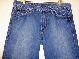 Marque Sz 32 Vintage Lucky 5 Xlnt 34x32 Virtue Straight Jeans dwxCpY